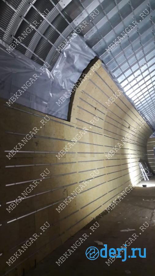 Построим быстровозводимые разборные ангары, Анадырь