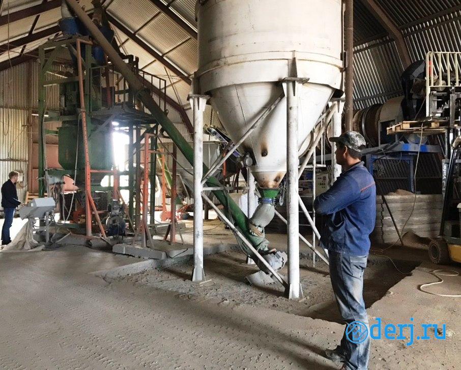 Оборудование для производства сухих смесей, МОСКВА