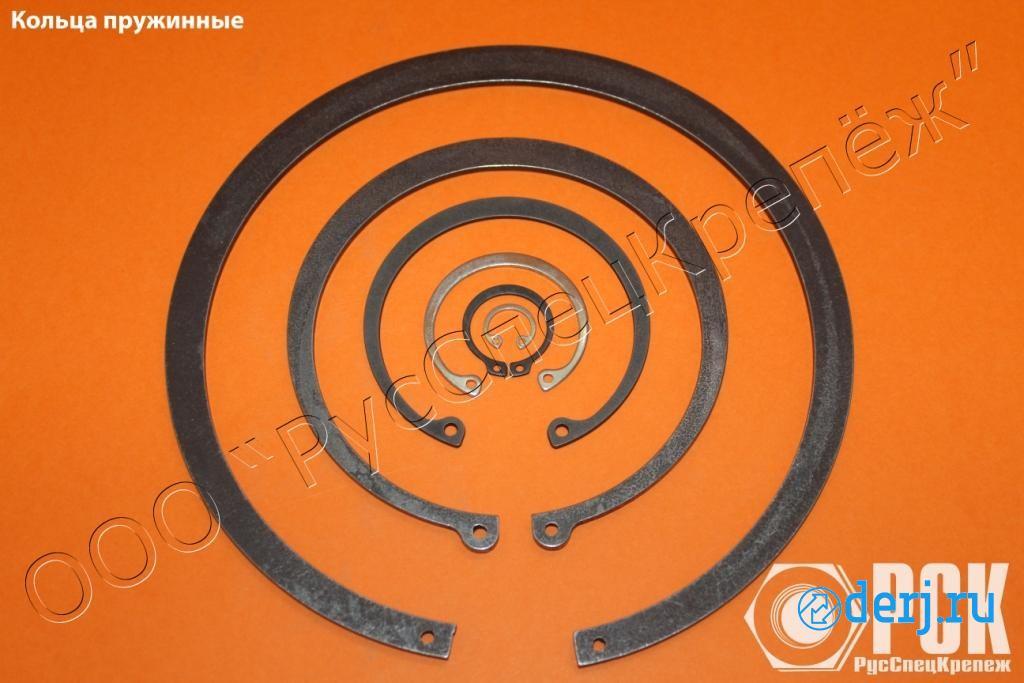 Кольца пружинные по ГОСТ из стали 65Г, 60С2А, нержавейки., Таганрог
