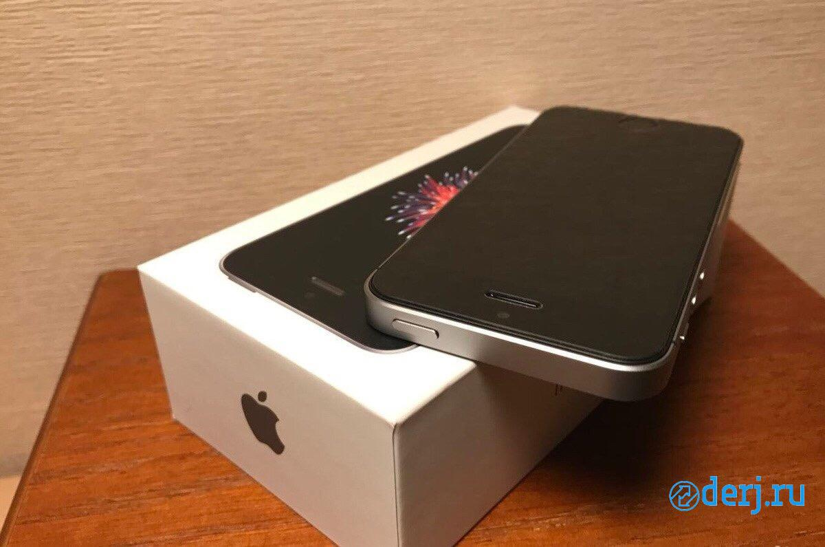 Продаю iPhone SE в отличном состоянии, Сочи