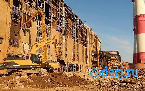 Демонтируем металлоконструкций, здания и строения, МОСКВА