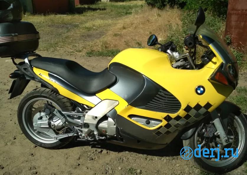 Продам мотоцикл BMW Год выпуска 1999, МОСКВА