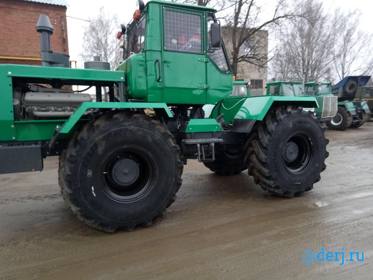 Трактор Т-150К для работы с мульчером, Ярославль