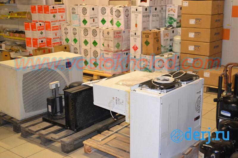 Полупромышленное холодильное оборудование моноблоки и ...,  Ростов-на-Дону